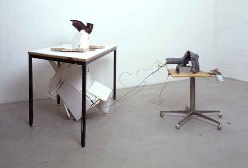 Günther Messner, Cripple Object