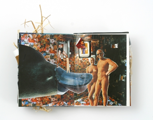 Book Collage
